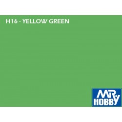 HOBBY COLOR_YELLOW GREEN (G)
