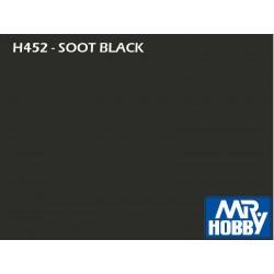 HOBBY COLOR_SOOT BLACK_10ml MATT