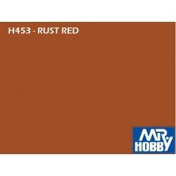 HOBBY COLOR_RUST RED_10ml MATT