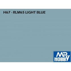 HOBBY COLOR_ RLM65 LIGHT BLUE_ GERMAN AIRCRAFT WWII (SG)