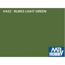 HOBBY COLOR_RLM82 LIGHT GREEN