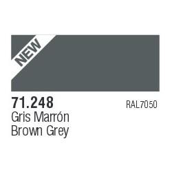 VALLEJO_MODEL AIR_MARRON AMARILLO_YELLOW BROWN_RAL8031