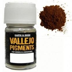 Vallejo Pigmentos_ Óxido 35 ml.