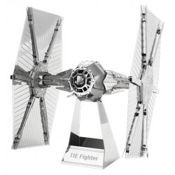 METAL EARTH_ STAR WARS 3D_ CAZA TIE FIGHTER
