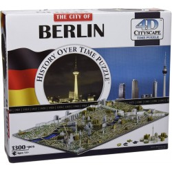4D CITYSCAPE_TIME PUZZLE_CITY OF BERLIN