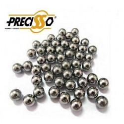 PRECISSO_BOLAS DE ACERO INOXIDABLE 80 Uds.