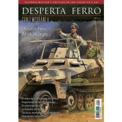 DESPERTA FERRO CONTEMPORANEA Nº5_ DEUTSCHES AFRIKA KORPS