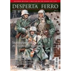 DESPERTA FERRO CONTEMPORANEA Nº7_STALINGRADO (II) NI UN PASO ATRAS EN EL VOLGA.