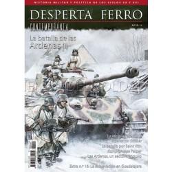 DESPERTA FERRO CONTEMPORANEA Nº15_ LA BATALLA DE LAS ARDENAS (I)