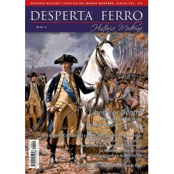 DESPERTA FERRO_HISTORIA MODERNA Nº15_LIBERTY OR DEATH. LA INDEPENDENCIA DE ESTADOS UNIDOS 1775-1776