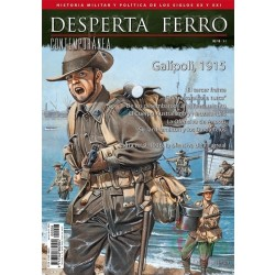 DESPERTA FERRO CONTEMPORANEA Nº8