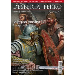 DESPERTA FERRO_ ESPECIAL NºXIII_ LA LEGION ROMANA (IV) EL AUGE DEL IMPERIO