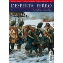 DESPERTA FERRO_ HISTORIA MODERNA Nº31_ RUSIA 1812 (III) LA RETIRADA DE NAPOLEON