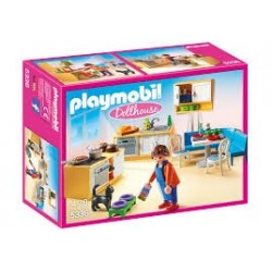 PLAYMOBIL_ DOLLHOUSE_ COCINA