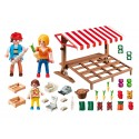 PLAYMOBIL_ CITY LIFE_ MERCADO