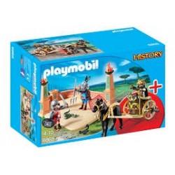 PLAYMOBIL_ HISTORY_ ARENA DE GLADIADORES