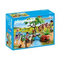 PLAYMOBIL_ COUNTRY_ PASEO DE PONIS