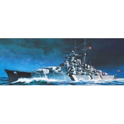 ACADEMY_ TIRPITZ, GERMAN BATTLESHIP_ 1/800