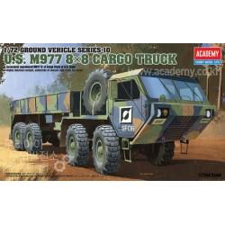 ACADEMY_ US M977 8x8 CARGO TRUCK_ 1/72