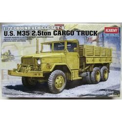ACADEMY_US M35 2,5ton CARGO TRUCK_1/72