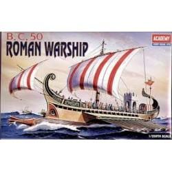 Academy_ Roman Warship B.C.50_ 1/72
