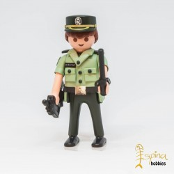 PLAYMOBIL CUSTOM_ GUARDIA CIVIL