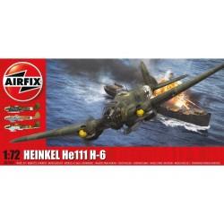 AIRFIX_ HEINKEL He111 H-6_ 1/72