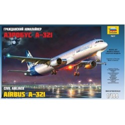 ZVEZDA_ AIRBUS A-321_ 1/144