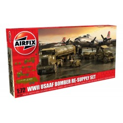 AIRFIX_ WWII USAAF BOMBER RE-SUPLY SET_ 1/72