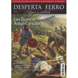 DESPERTA FERRO_ HISTORIA ANTIGUA Y MEDIEVAL Nº45_ LAS GUERRAS ASTUR-CANTABRAS