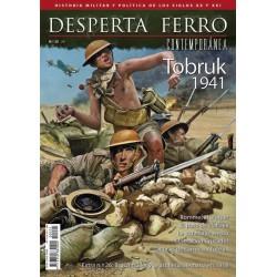 DESPERTA FERRO CONTEMPORANEA Nº25_ TOBRUK 1941