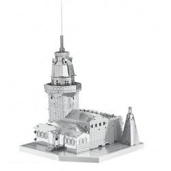 3D METAL MODEL_ MAIDEN'S TOWER