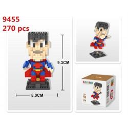 LOZ_ IBLOCK FUN_ SUPERMAN (270 piezas)