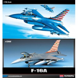 ACADEMY_ F-16A. US AIR FORCE_ 1/72