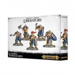 GW_AS_STORMCAST ETERNALS LIBERATORS (x10 fig.)