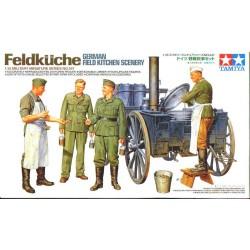 FELDKUCHE GERMAN FIELD KITCHEN SCENERY