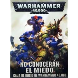 GW_40M_ WARHAMMER 40.000 NO CONOCERAN EL MIEDO