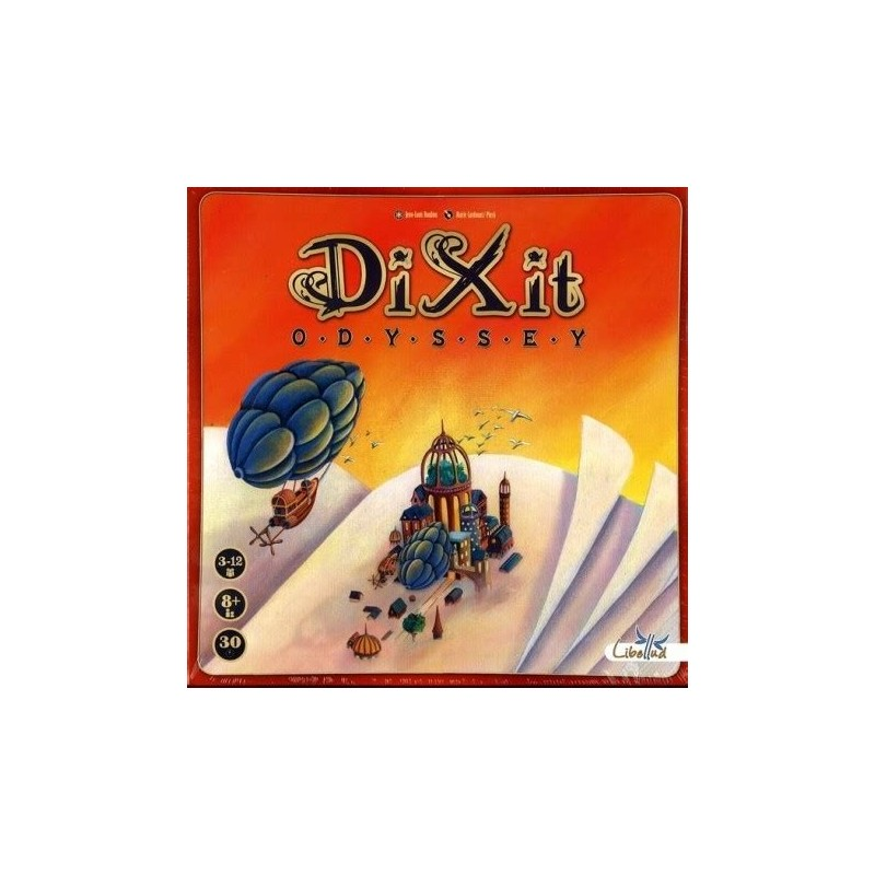 LIBELLUD_ DIXIT ODYSSEY