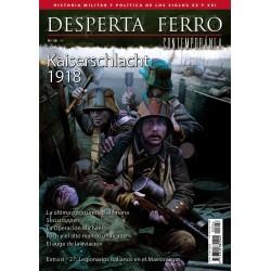 DESPERTA FERRO CONTEMPORANEA Nº26_ KAISERSCHLACHT 1918