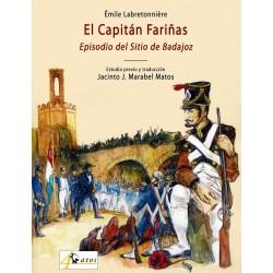 4GATOS_EL CAPITAN FARIÑAS, EPISODIO DEL SITIO DE BADAJOZ