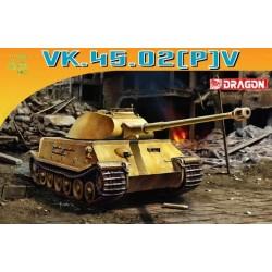 DRAGON_ VK.45.02 (P)V_ 1/72 ARMOR PRO