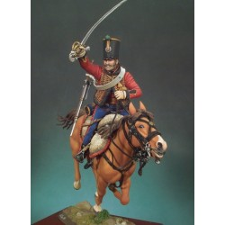 FRENCH HUSSAR 1813