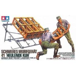 SCHWERER WURFGERAT 41 HEULENDE KUH