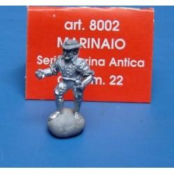 NAVAL_ FIGURA DE MARINERO Nº2. 22mm.