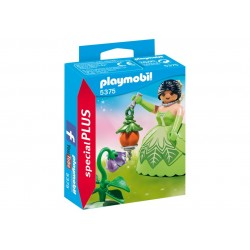 PLAYMOBIL_SPECIAL PLUS_PRINCESA DEL BOSQUE