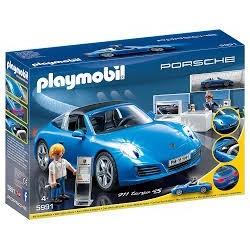 PLAYMOBIL_ PORSCHE 911 TARGA 4S
