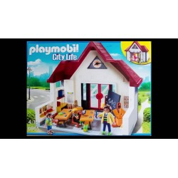 PLAYMOBIL_ CITY LIFE_ COLEGIO