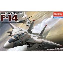 ACADEMY_ F-14 US NAVY FIGHTER_ 1/144