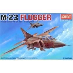 ACADEMY_ MIG-23 FLOGGER_ 1/144