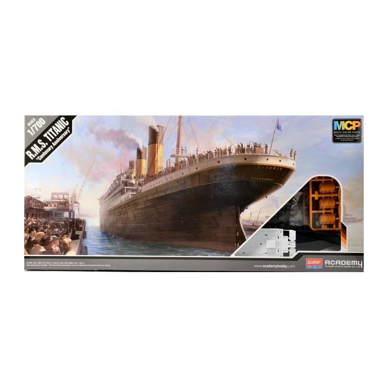 "Academy_ RMS Titanic ""Centenary Anniversary"" (MCP)_ 1/700"